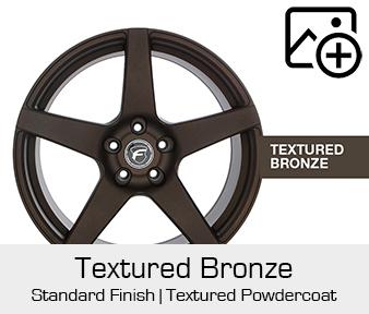 Forgestar Standard Finish Textured Bronze
