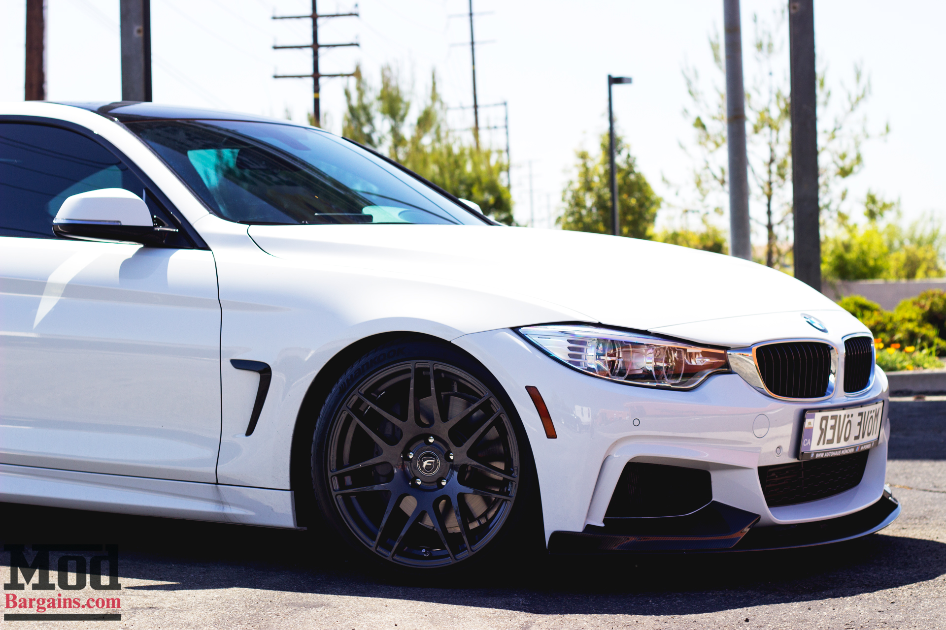 Forgestar F14 Wheels for BMW F32 435i 4-Series Installed 2
