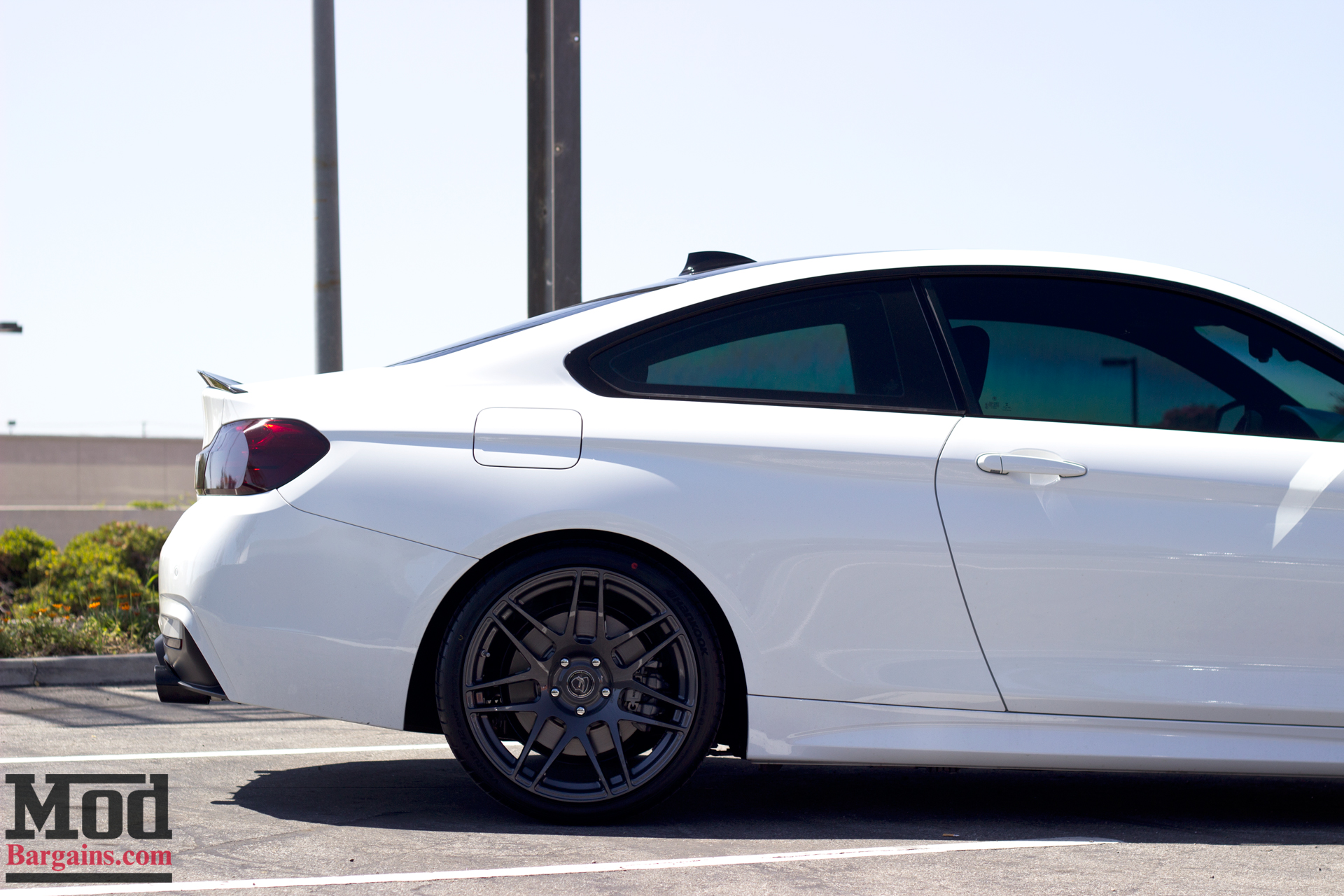 Forgestar F14 Wheels for BMW F32 435i 4-Series Installed 3