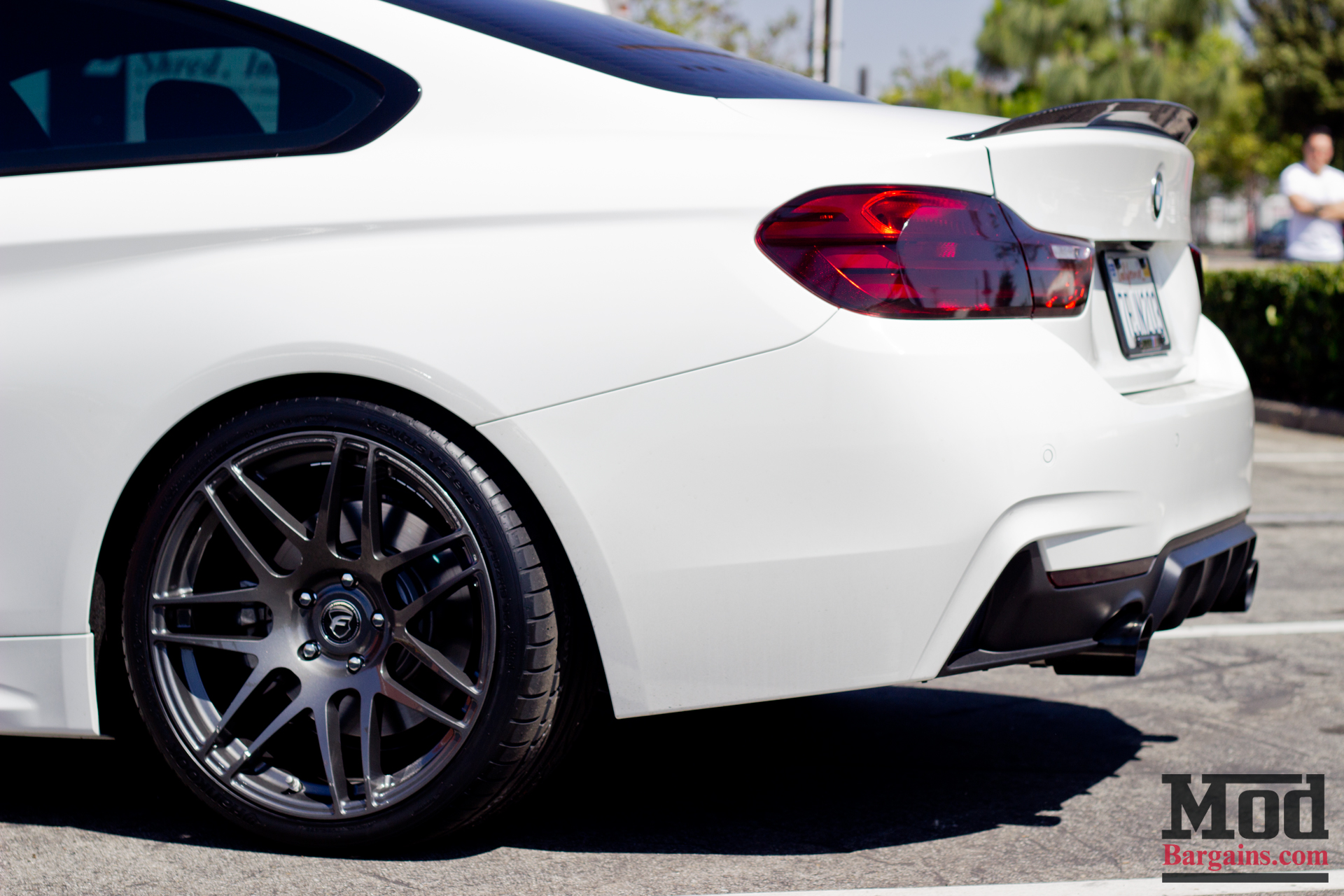 Forgestar F14 Wheels for BMW F32 435i 4-Series Installed 6