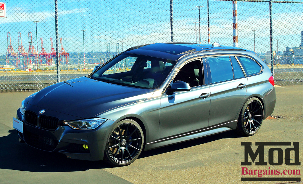 Forgestar CF10 Wheels for BMW Installed 3