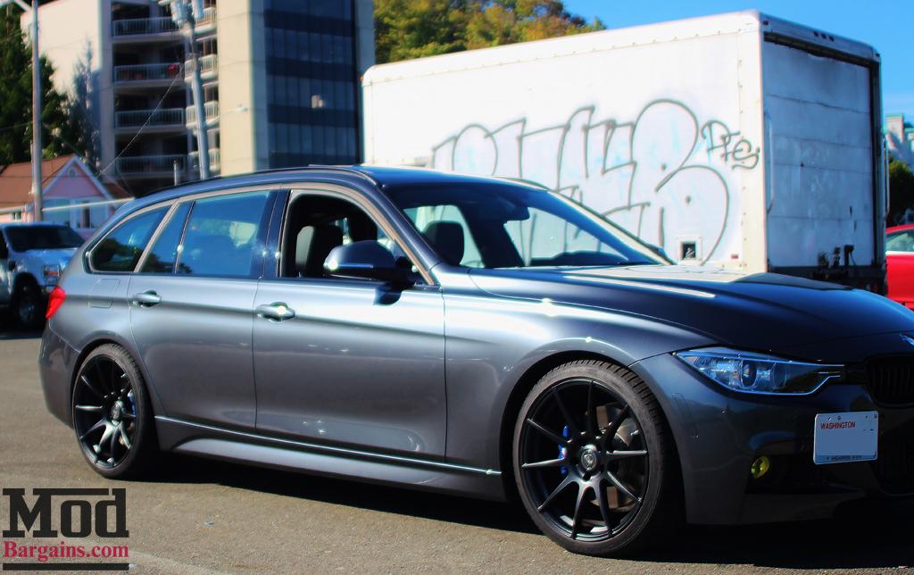 Forgestar CF10 Wheels for BMW Installed 4