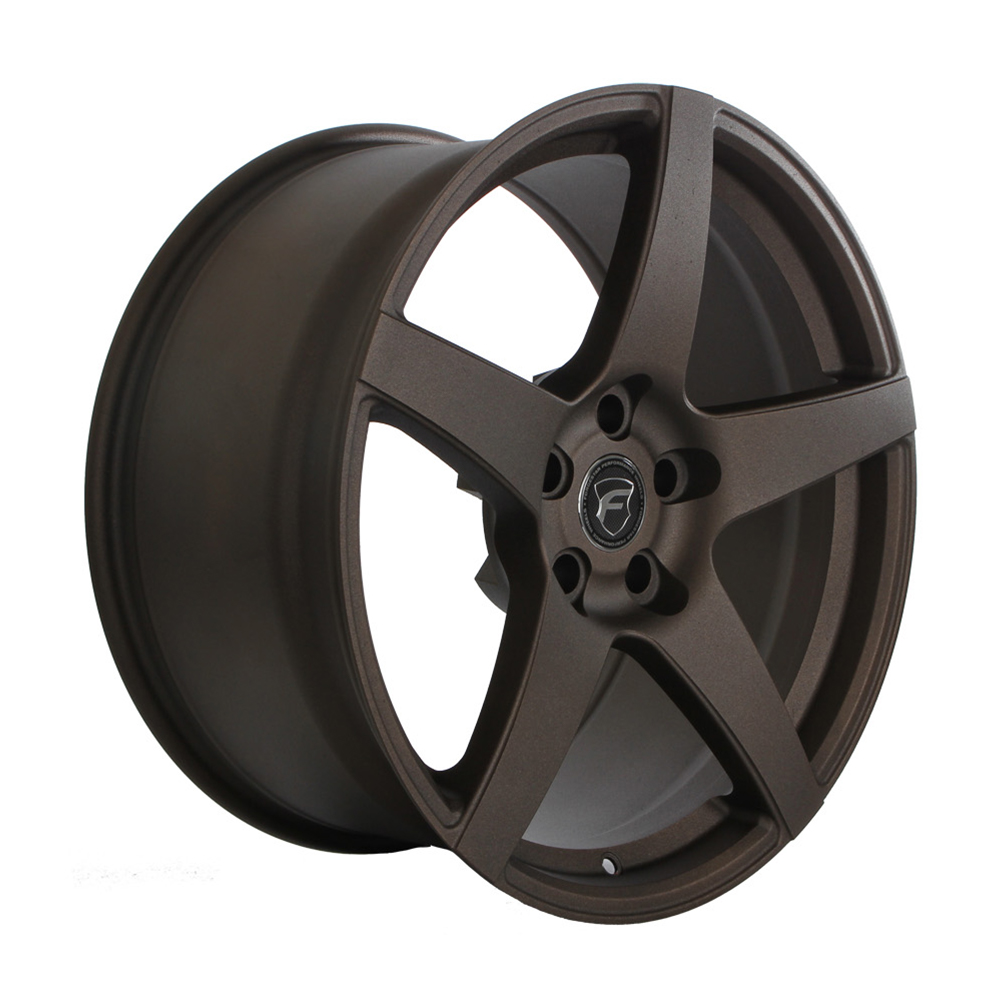 Forgestar CF5 Wheels in Textured Bronze