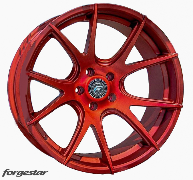 Forgestar CF5V in Blood Red