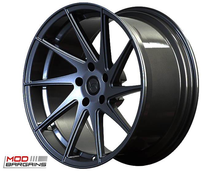 Forgestar F10D Wheel for Nissan 19in Gunmetal