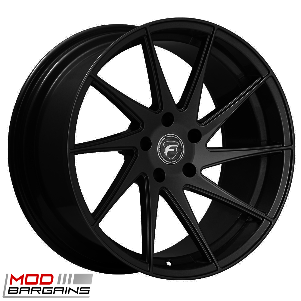 Forgestar F10D Deep Concave Wheel for Pontiac 19in Black