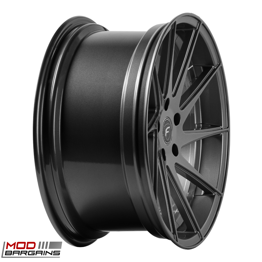 Forgestar F10D Deep Concave Wheel for Nissan 19in Gunmetal