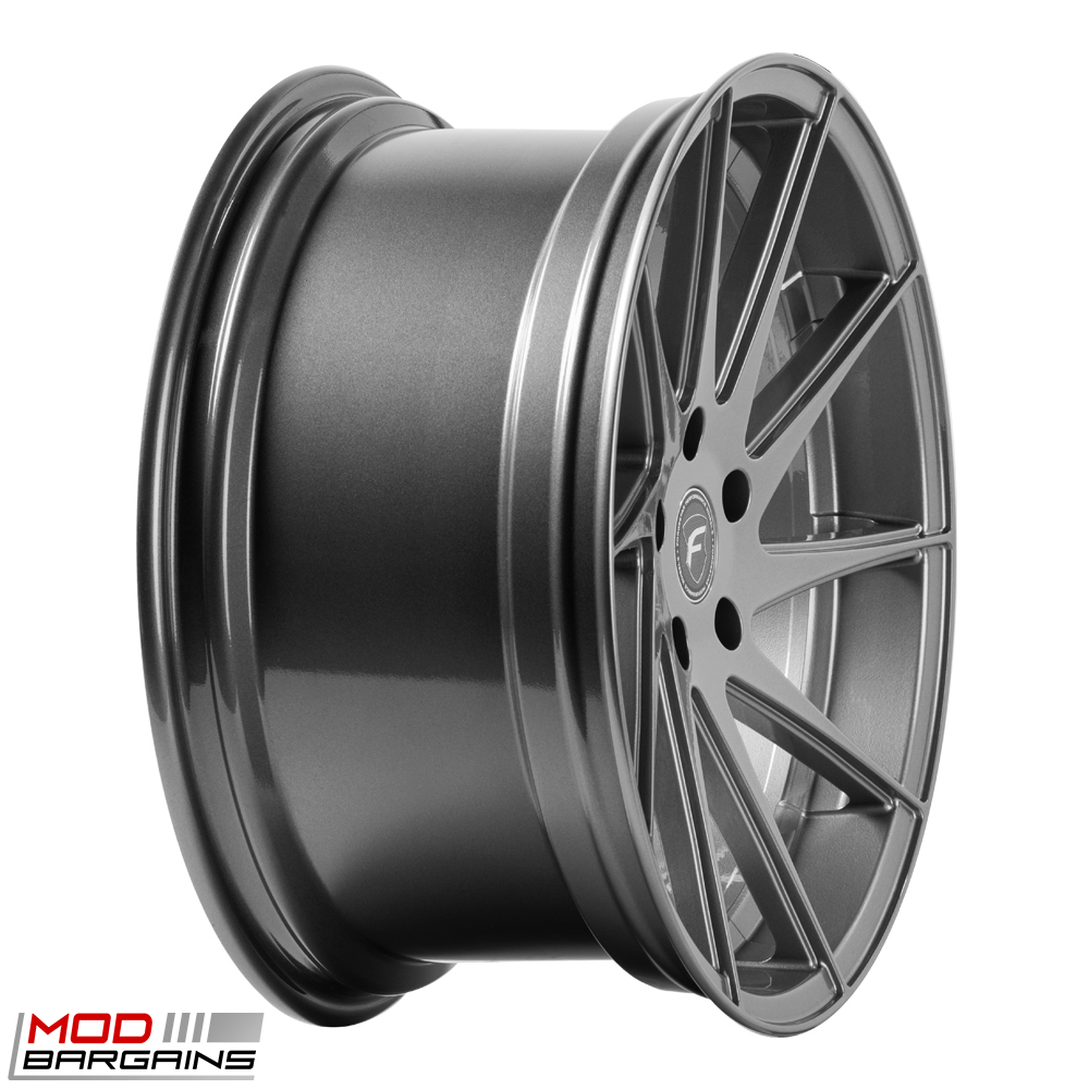 Forgestar F10D Wheel for Ford 19in Silver