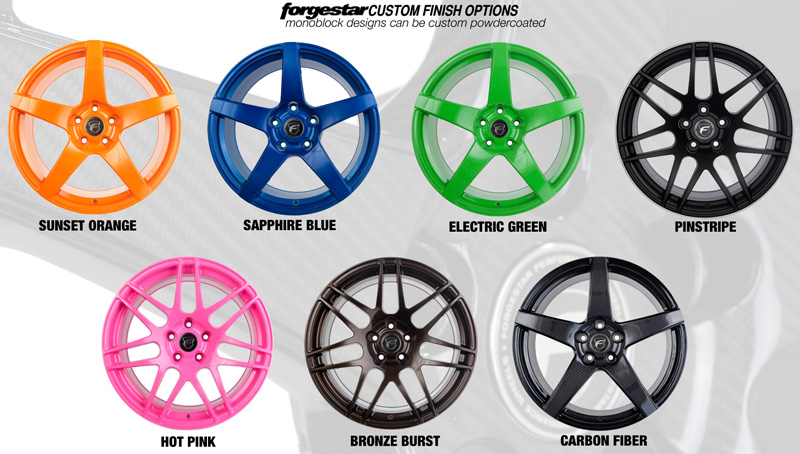Forgestar F14 Wheels for Nissan 20