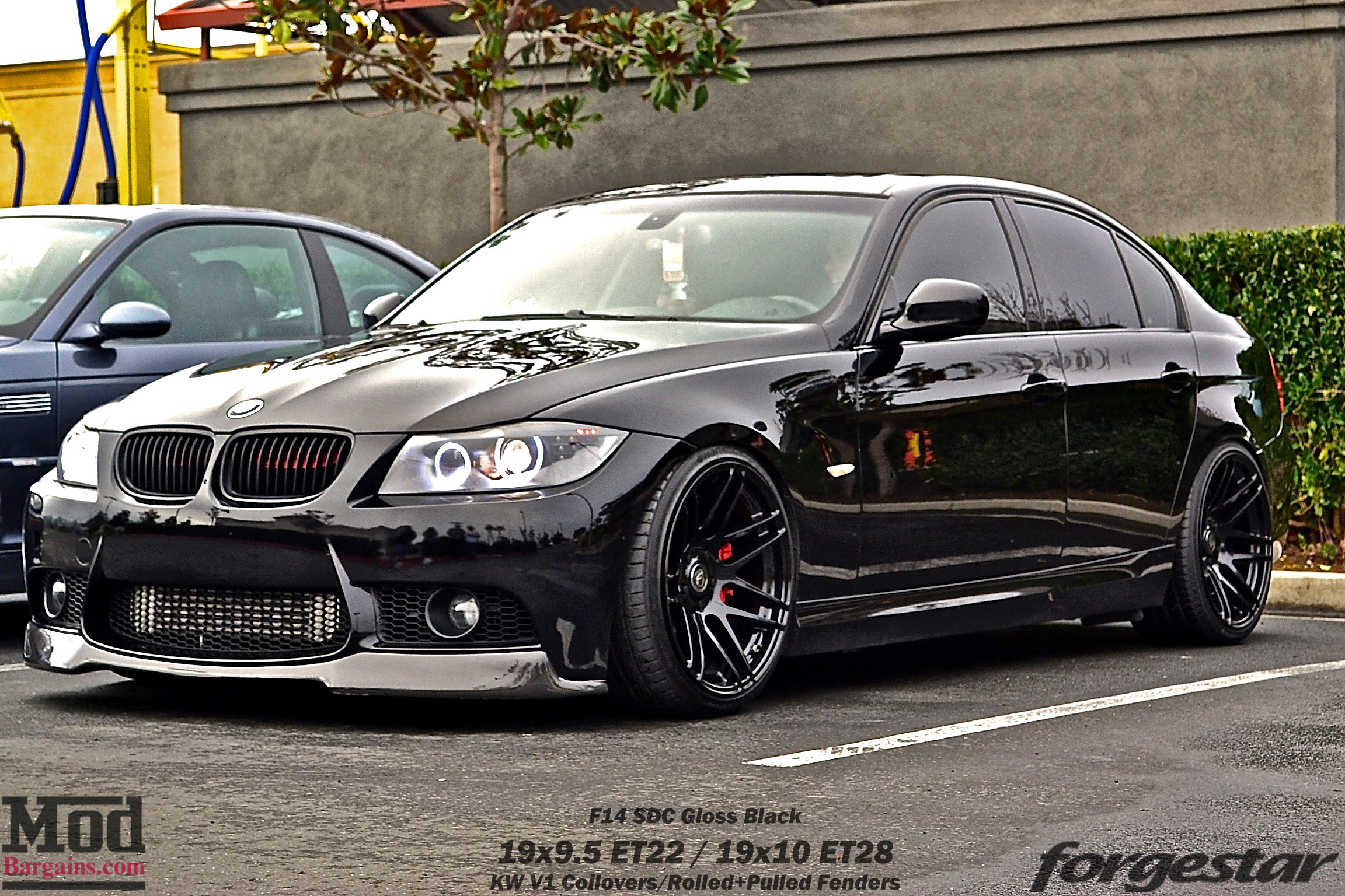 KW V1 Coilovers for 2007-12 BMW 3-Series [E90/E92] 10220032