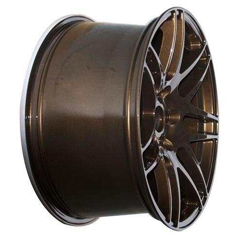 Forgestar F14 Wheels in Bronze Burst