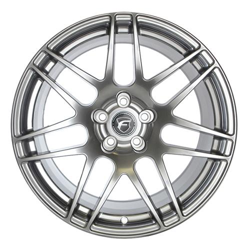 Forgestar F14 Wheels in Silver