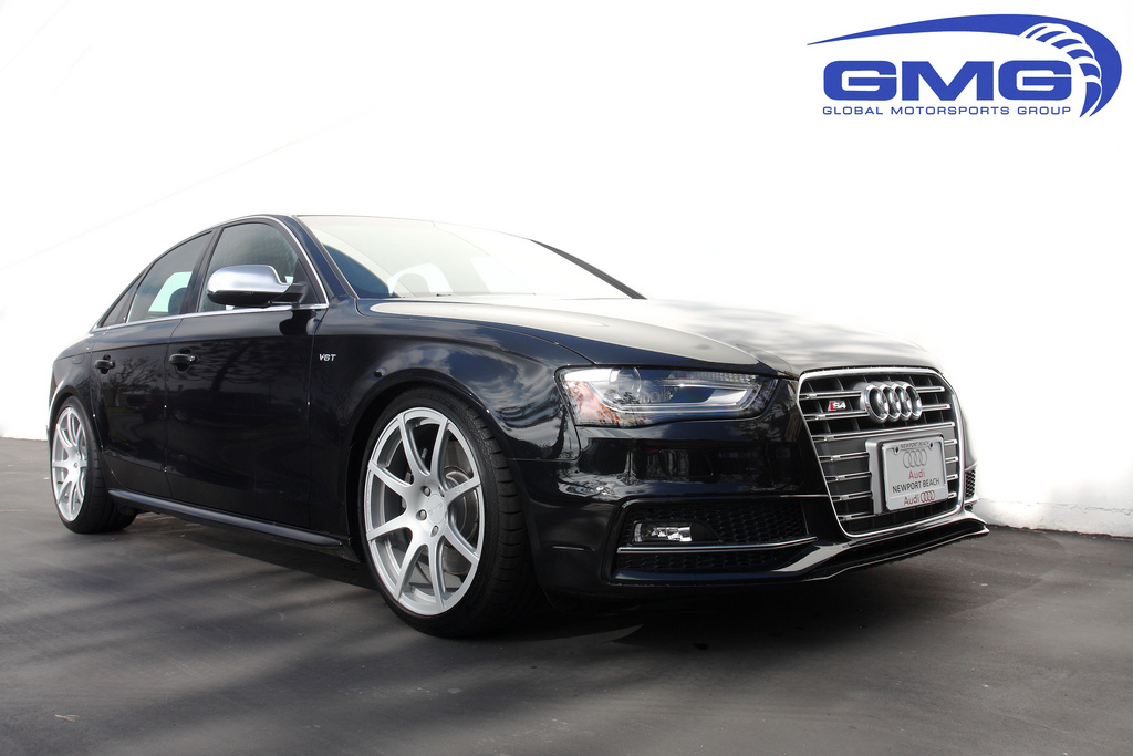 GMG Racing Lowering Springs for B8 Audi S4 A4