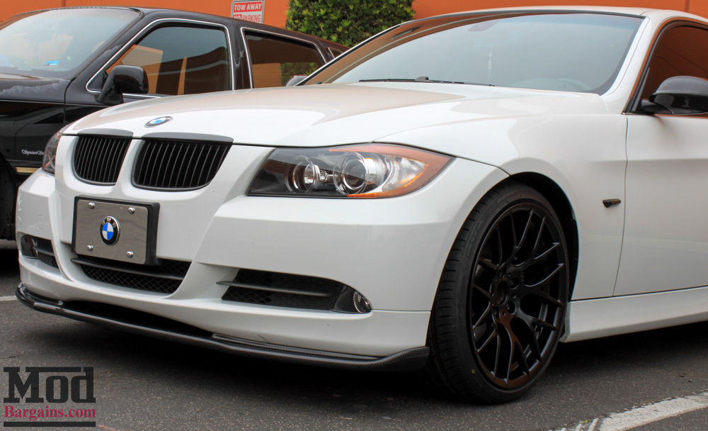 Smoked LED Strip Side Markers BMW E82/E90/E92