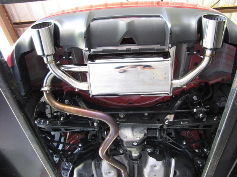 Buy HKS Legamax Premium Exhaust system for FR-S / BRZ @ ModBargains.com