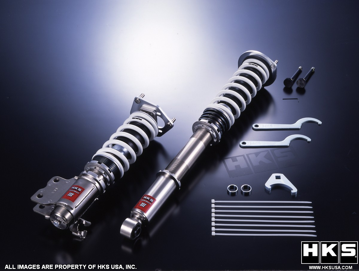 HKS Hipermax III coilover nissan infinity