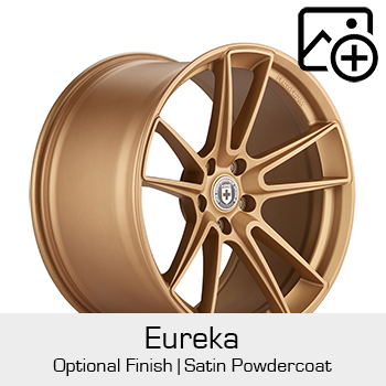 HRE Optional Finish Eureka