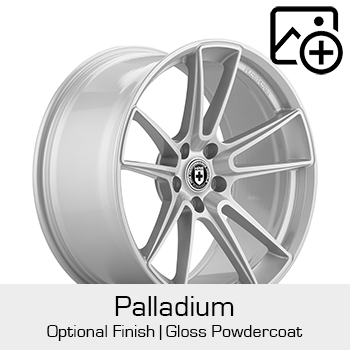 HRE Standard Finish Palladium