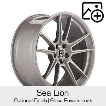 HRE Optional Finish Sea Lion