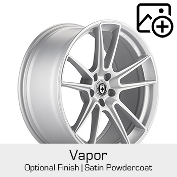 HRE Optional Finish Vapor