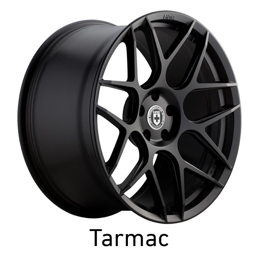 HRE FF01 Wheels in Tarmac