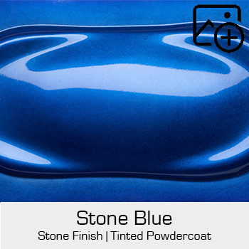 HRE Stone Finish Stone Blue