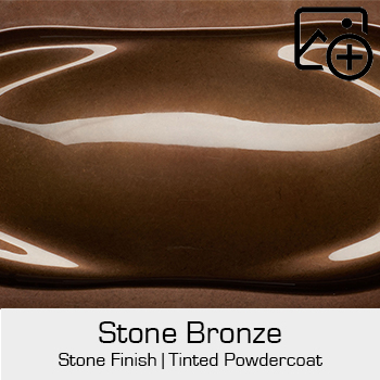 HRE Stone Finish Stone Bronze