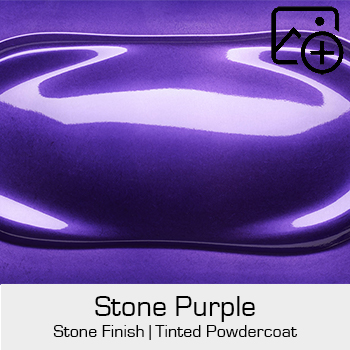 HRE Stone Finish Stone Purple