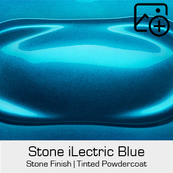 HRE Stone Finish Stone iLectric Blue
