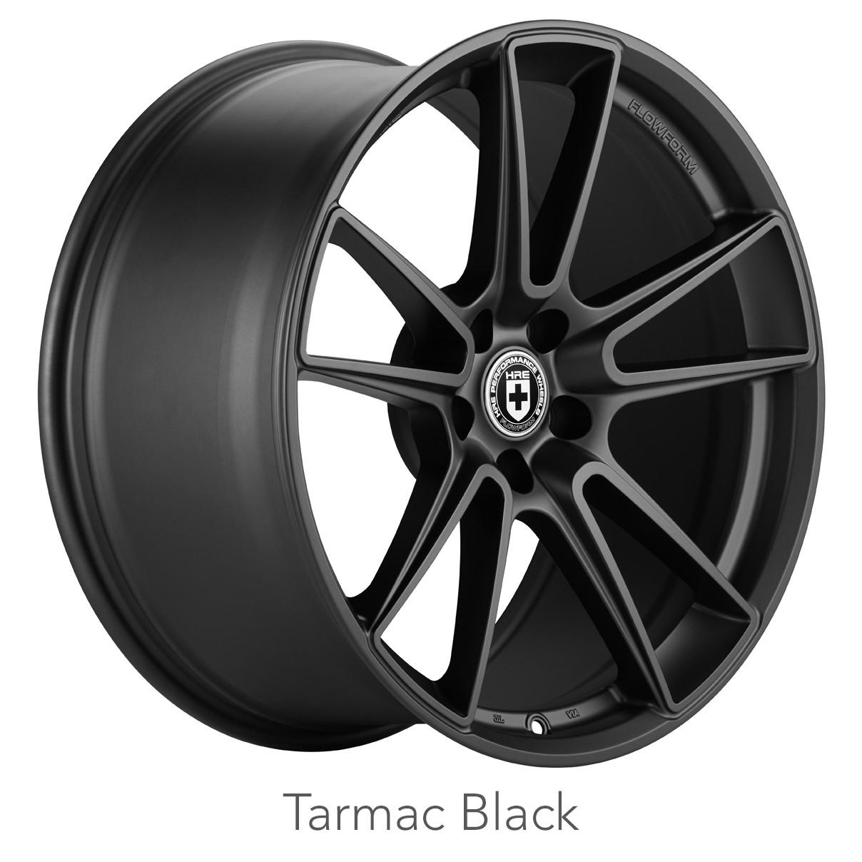 HRE FF04 tarmac black matte black BMW