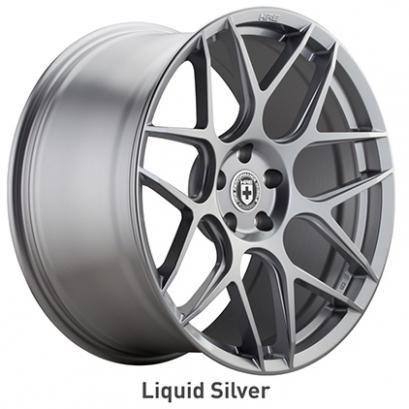 HRE Flow Form FF01 Liquid Silver Wheels