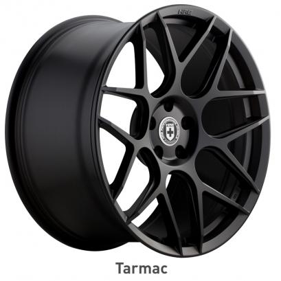 HRE Flow Form FF01 Tarmac Black Wheels