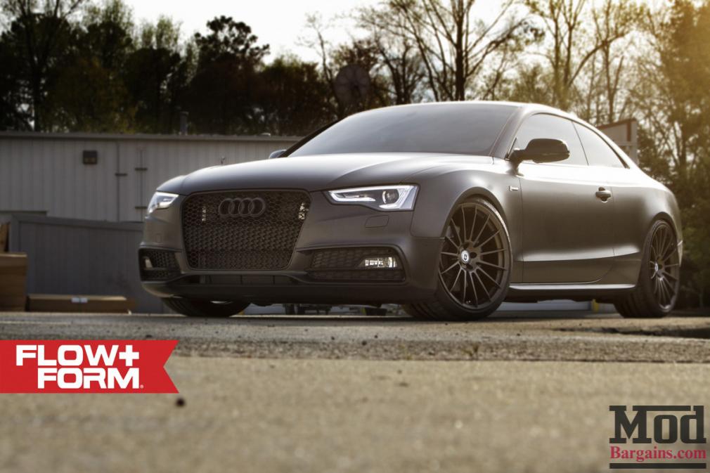 HRE FF15 On Audi