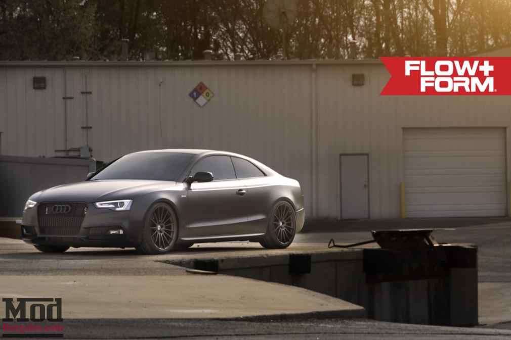 HRE FF15's On Audi