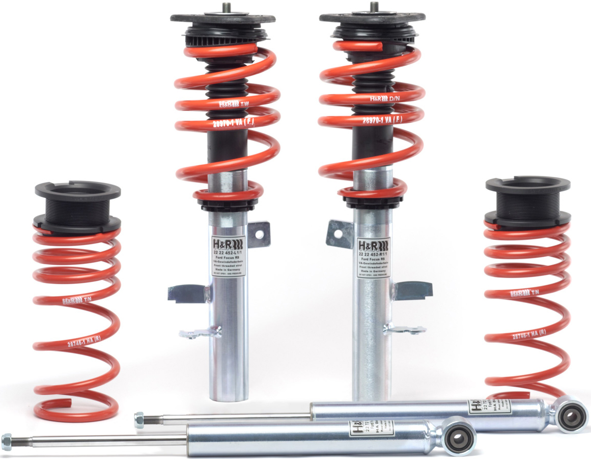 H&R Street Performance Coilovers for Ford Focus RS