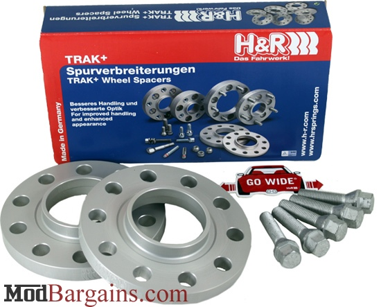 Buy H&R Wheel Spacers for Z3 or Z4 @ ModBargains.com
