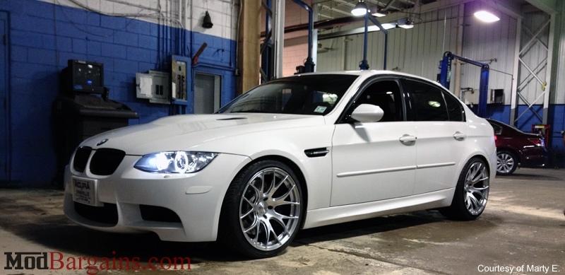 Shop H&R Sport Springs for BMW 3 Series & M3 @ ModBargains