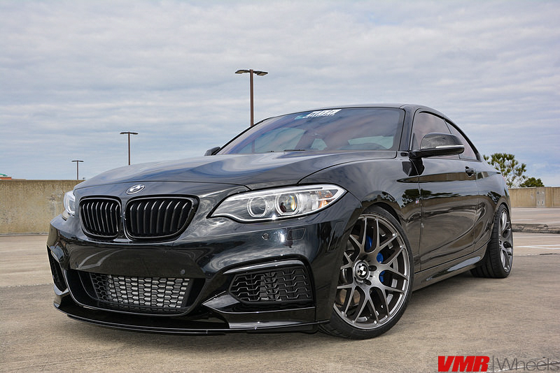 H&R Sport Springs Installed on BMW 2-Series (3)