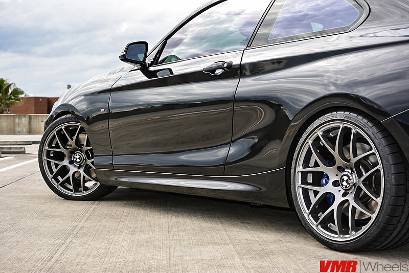 H&R Sport Springs Installed on BMW 2-Series (5)