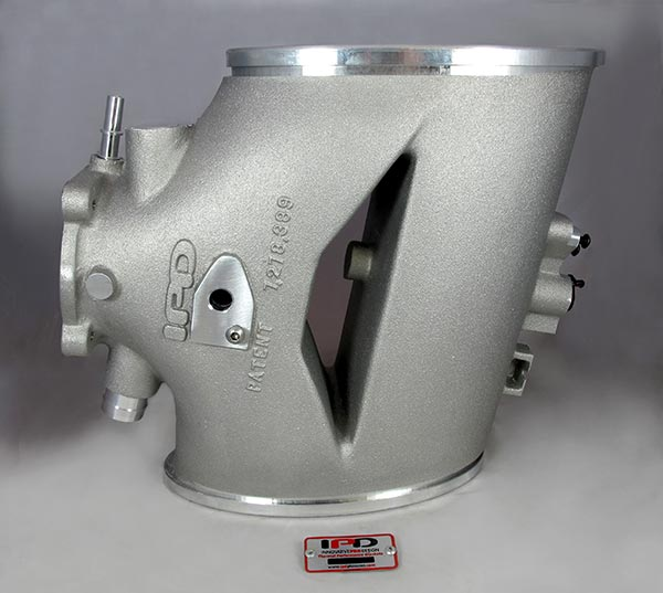 Plunum Intake for Porsche Carrera