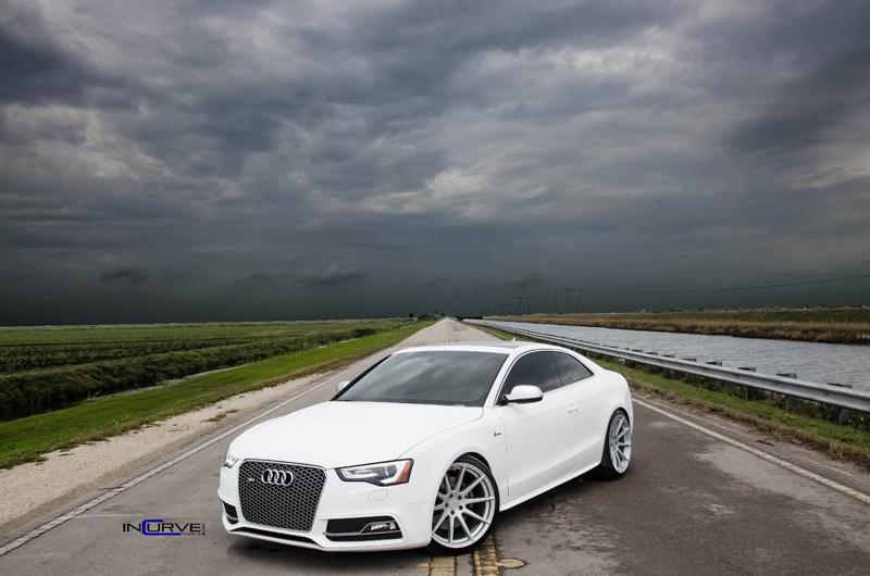 Audi Incurve RS5 IC-S10