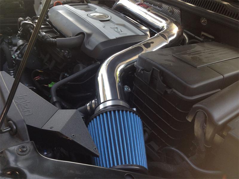 Injen SP Air Intake Kit 2014 VW Jetta MKVI GLI 2.0 TSI Black