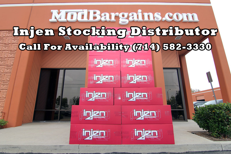 ModBargains.com Stocks All of the Injen Parts You Need!