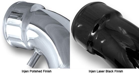 Injen Air Intake for Veloster 1.6L Turbo Polished/Laser Black