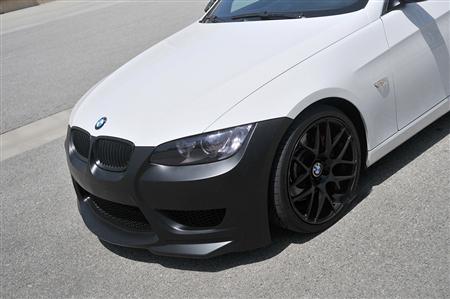 BMW E92/E93 3 Series Amuse Ericsson Style Front Bumper Driver View