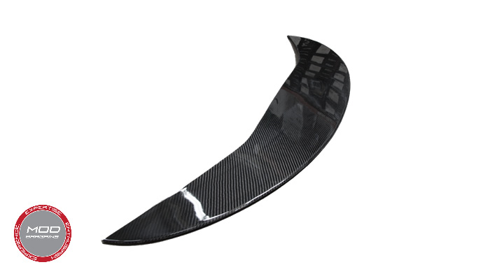Carbon Fiber Front Splitter 3-Series