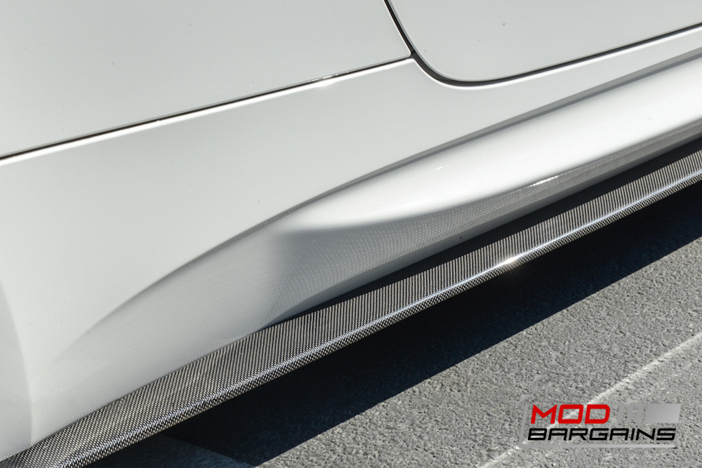 JL Motoring Carbon Fiber GTS Style Side Skirts E92 E93 BMW M3 Coupe Convertible 2007-2013