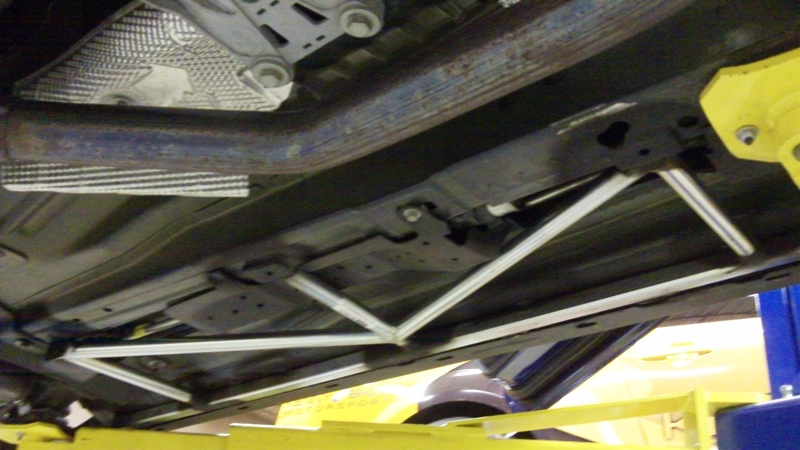 Kenny Brown Performance Extreme Matrix Chassis Brace System