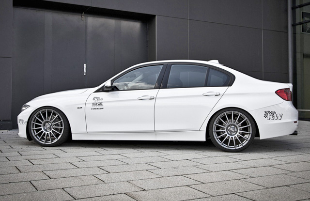 KW V1 Coilovers for BMW F30 (2)