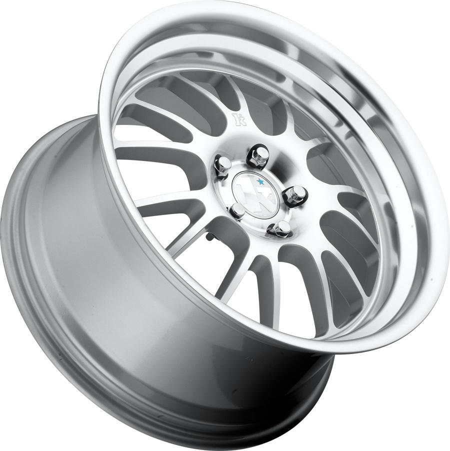 klutch sl14 silver machined